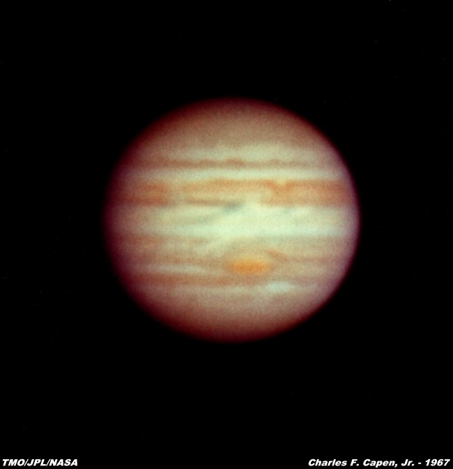 planet jupiter great red spot - photo #18