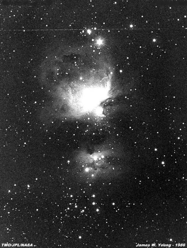 Black and White Nebula - Pics about space
